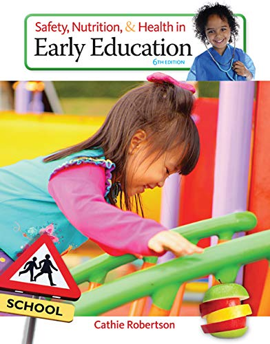 Download Safety, Nutrition, & Health in Early Education 1305088905