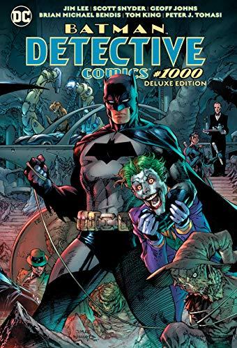 Detective Comics #1000: Deluxe Edition (Batman Detective Comics)