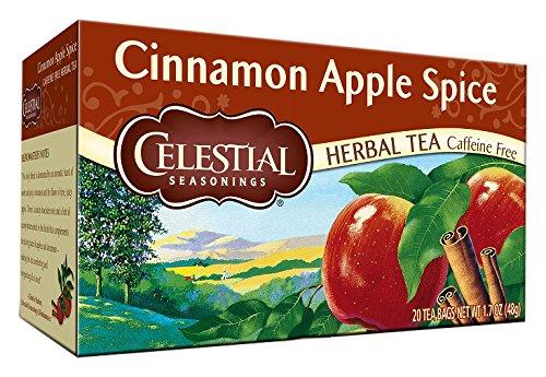 Celestial Seasonings Cinnamon Apple Spice Tee 20 Beutel