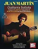 Guitarra Solista - 8 Concert Flamenco Compositions in Music Notation