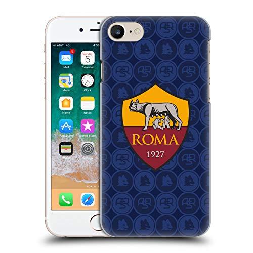 Head Case Designs Ufficiale AS Roma Terza 2019/20 Kit Cresta Cover Dura per Parte Posteriore Compatibile con Apple iPhone 7 / iPhone 8 / iPhone SE 2020