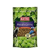 Kaytee 100508146 Mealworm Food Pouch, 17.6 Ounces, None