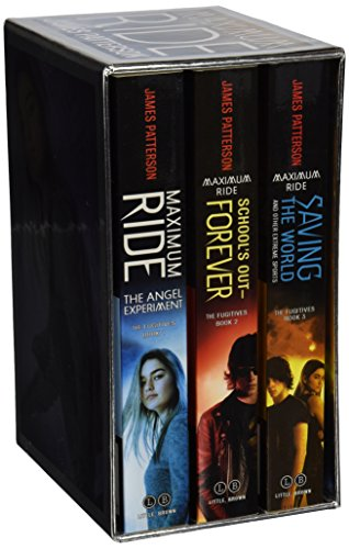 Maximum Ride Boxed Set #1 (Maximum Ride, Books 1, 2, and 3)