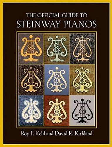 The Official Guide to Steinway Pianos (Amadeus)