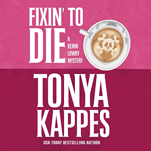 Fixin' to Die audiobook cover art