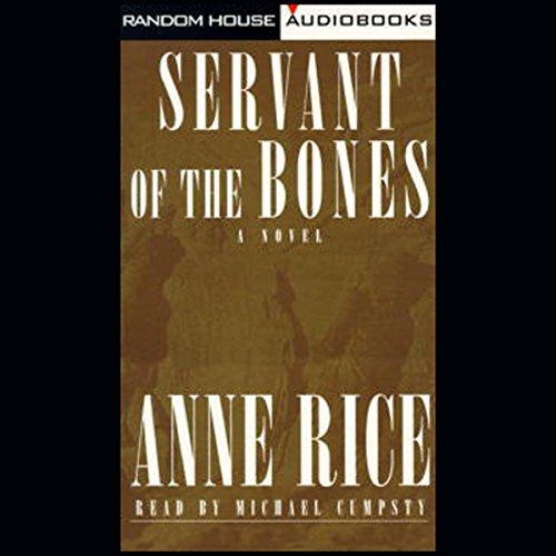 Servant of the Bones cover art