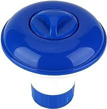 LIUTT El dispensador de Productos químicos para Piscinas Ofrece Cloro Flotante para Piscinas Interiores y Exteriores Dispensador de Piscinas