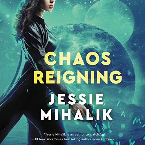 Chaos Reigning: A Novel cover art