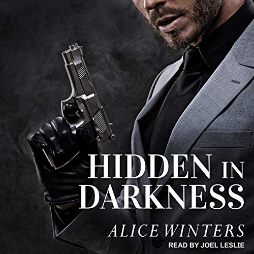 Hidden in Darkness audiobook cover art