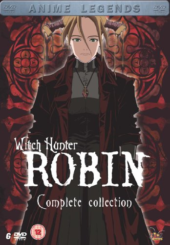 Witch Hunter Robin - Complete Collection