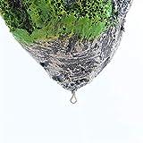 siqiwl Acuario Decoracion Roca Flotante suspendida de Piedra Artificial decoración de Peces Tanque Flotante pómez Volando Roca ornamen (Color, Size : Middle)