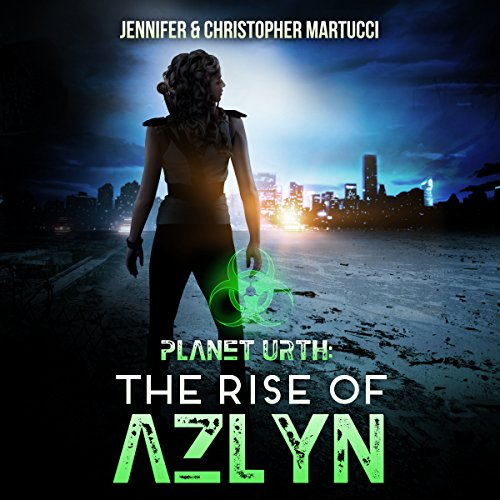 Planet Urth: The Rise of Azlyn cover art