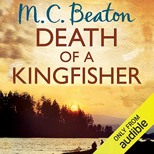 Death of a Kingfisher cover art