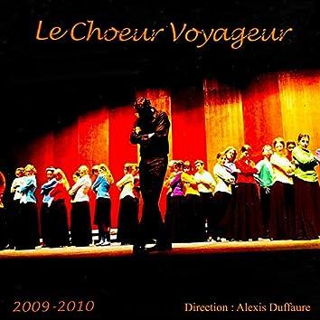 Le Chœur Voyageur 2009-2010