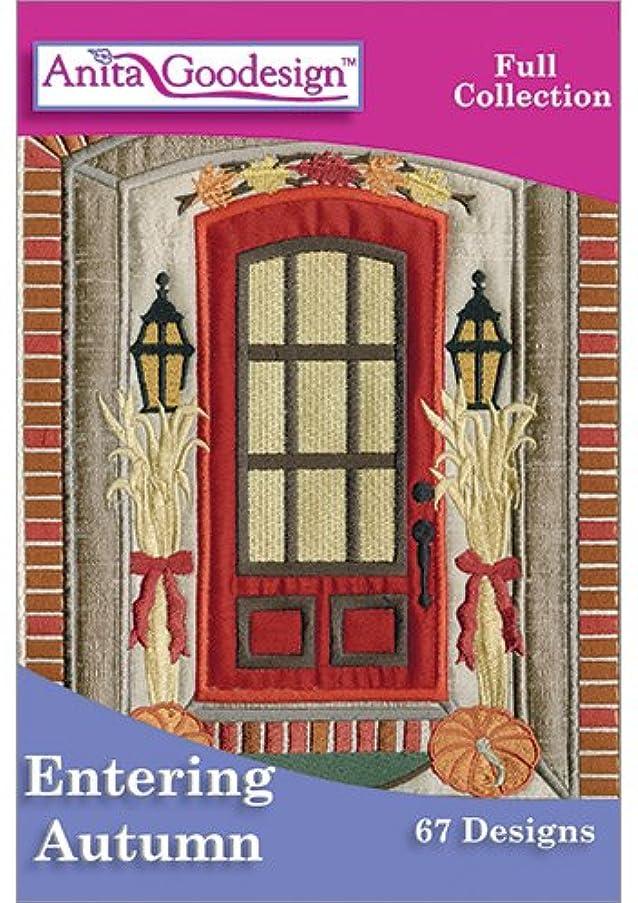 Anita Goodesign Embroidery Designs Entering Autumn