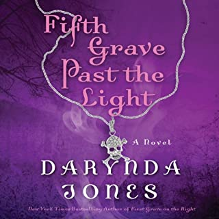 Fifth Grave Past the Light     Charley Davidson, Book 5              By:                                                                                                                                 Darynda Jones                               Narrated by:                                                                                                                                 Lorelei King                      Length: 8 hrs and 52 mins     3,807 ratings     Overall 4.7