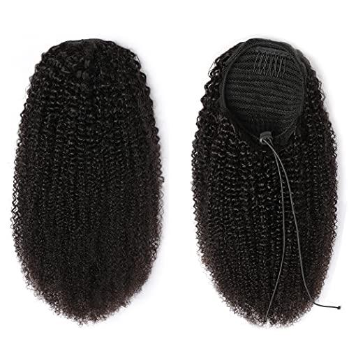 Afro kinky ponytail _image2