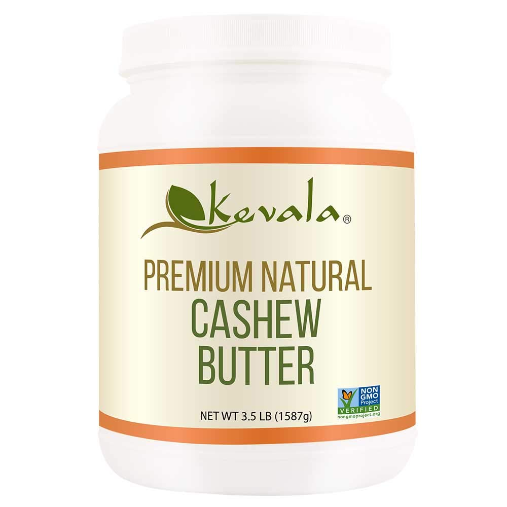 Kevala Cashew Sales of SALE items from new works Butter 3.5 OFFicial mail order Lbs