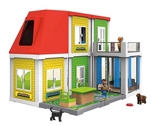 Playtive Junior Wohnhaus (70-teilig) versch. Aufbauvarianten