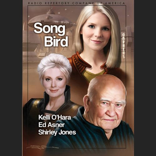 Song Bird audiobook cover art