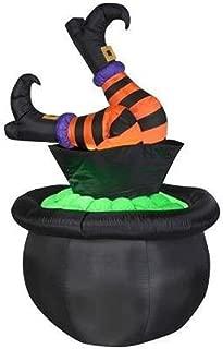 Best witch legs cauldron Reviews