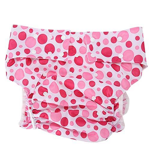 Erwachsene Windelhosen Inkontinenz Unterwäsche Frauen(03#)