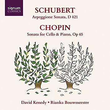 Schubert: Arpeggione Sonata – Chopin: Sonata for Cello & Piano
