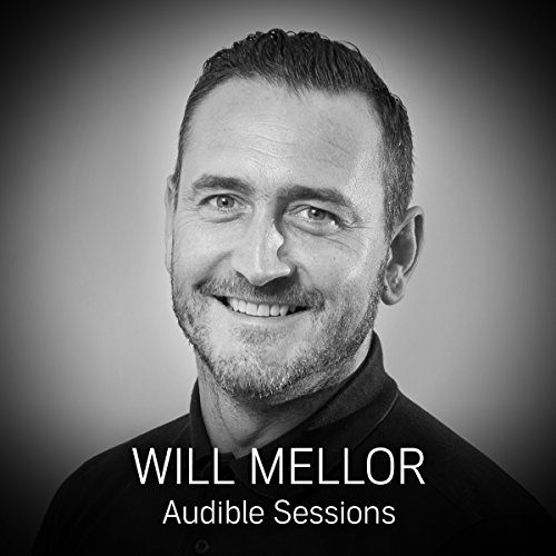 Will Mellor audiobook cover art