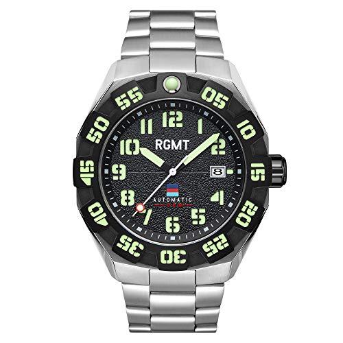RGMT Ayuda de Field Master para Héroes Reloj automático - RG-8017-66-SET-C-01