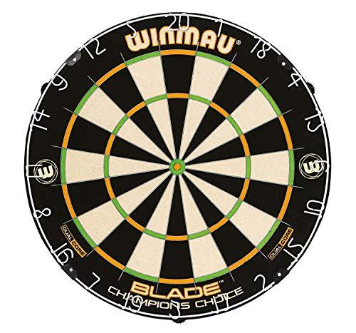 WINMAU Champions Choice Blade 5 Dual Core Dartscheibe