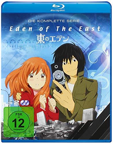 Eden of the East - Die komplette Serie [Blu-ray]