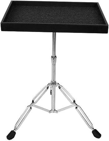 Mesa de percusión, mesa de percusión multiusos con soporte de ...