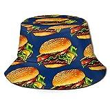 Gorras Sombrero de Pescador de Hamburgo Gorra de Verano para niños y niñas