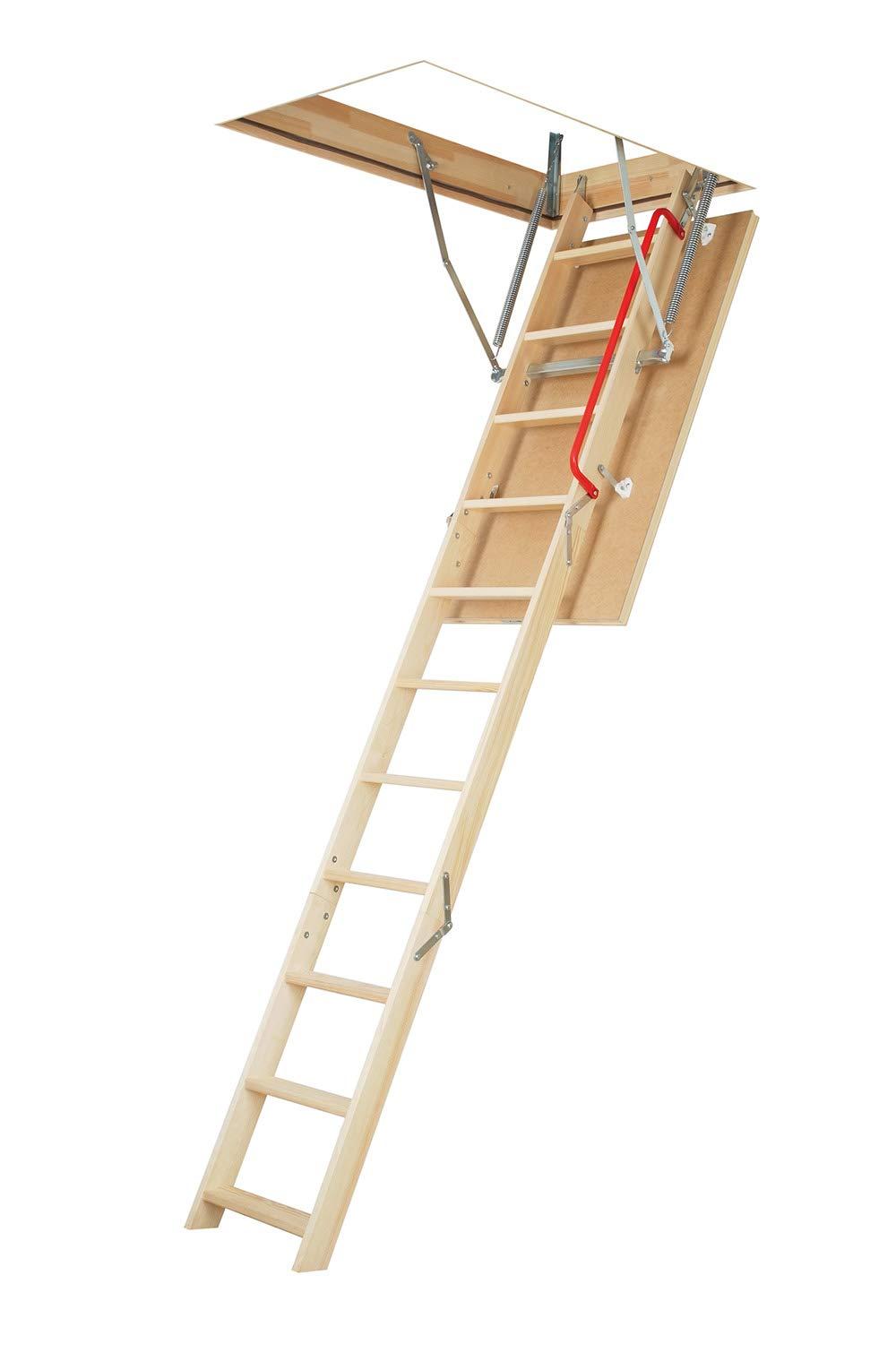 FAKRO con aislamiento x 119,38 cm Rough de 22 de ático escalera para aberturas: Amazon.es: Bricolaje y herramientas