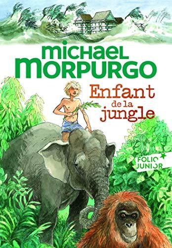 Enfant de la jungle - Folio Junior - A partir de 10 ans