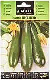 Semillas Hortícolas - Calabacín Black Beauty - Batlle