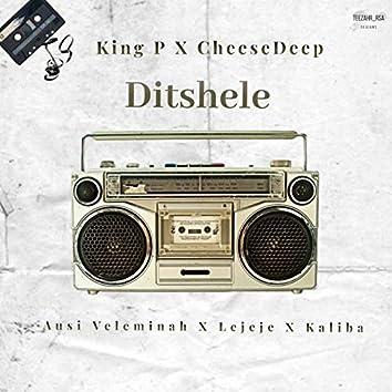 Ditshele (feat. Ausi Velamina, Lejeje, Caliba)