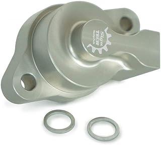 SiguTECH Standard Kupplungsnehmerzylinder für LC8 / RC8, Farbe:Alu