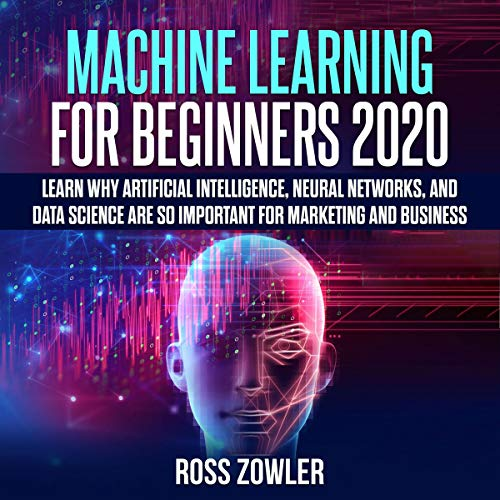 Machine Learning for Beginners 2020 cover art