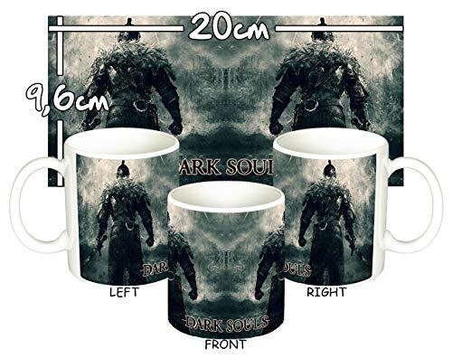 MasTazas Dark Souls 2 II B Tasse Mug