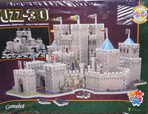 Puzz 3D Camelot by Wrebbit