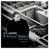 8 'great' Suites for Keyboard - ichard Egarr
