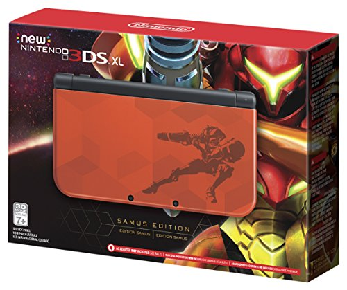 Nintendo New 3DS XL - Samus Edition [Discontinued]