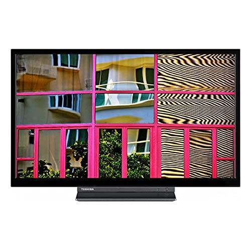"""Toshiba 24WL3C63DG TV 24"""" STV HD 2xHDMI USB peana"""