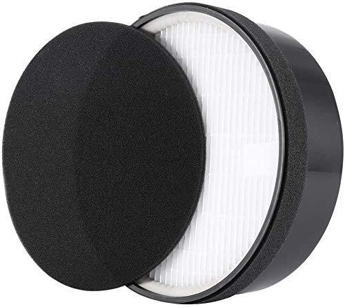 1x Ersatzfilter für Levoit LV-H132 / LV-H132-RF, HEPA und Aktivkohlefilter, 3-Stufen Filtration, optimal für Allergiker oder Raucher, Filter-Komplettset (Vorfilter, Aktivkohlefilter, HEPA-Filter)