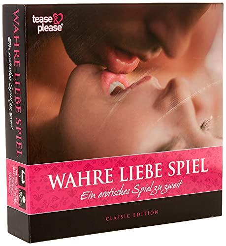 tease & please 2020 - Wahre Liebe Brettspiel