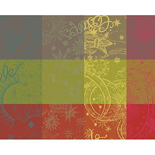 Garnier Thiebaut Tischset Mille Couleurs Paris 50 x 40 cm, beschichtet