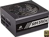 Corsair RM550x PC-Netzteil (Voll-Modulares Kabelmanagement, 80 Plus Gold, 550 Watt, EU)