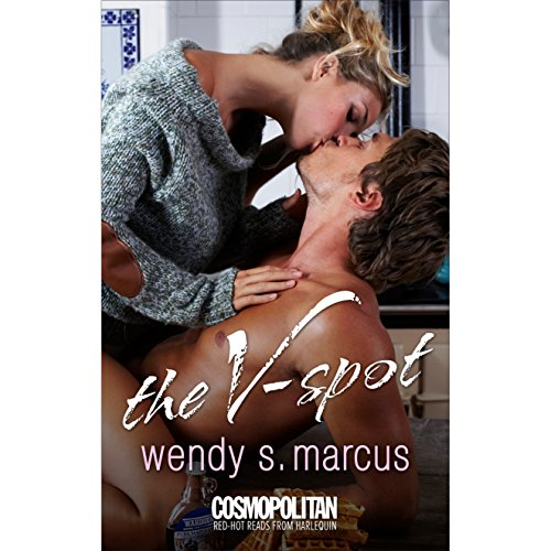 The V-Spot audiobook cover art