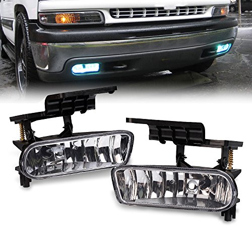 03 chevy tahoe fog lights - 1